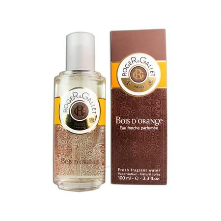 Roger & Gallet Bois D'Orange 3.3 oz 100 ml Fresh Fragrant Water