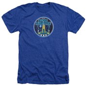 Atari Badge Mens Heather Shirt
