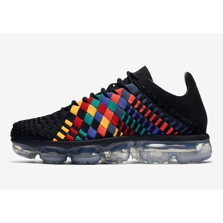Mens Nike Air VaporMax Inneva Black Glacier Blue AO2447-001