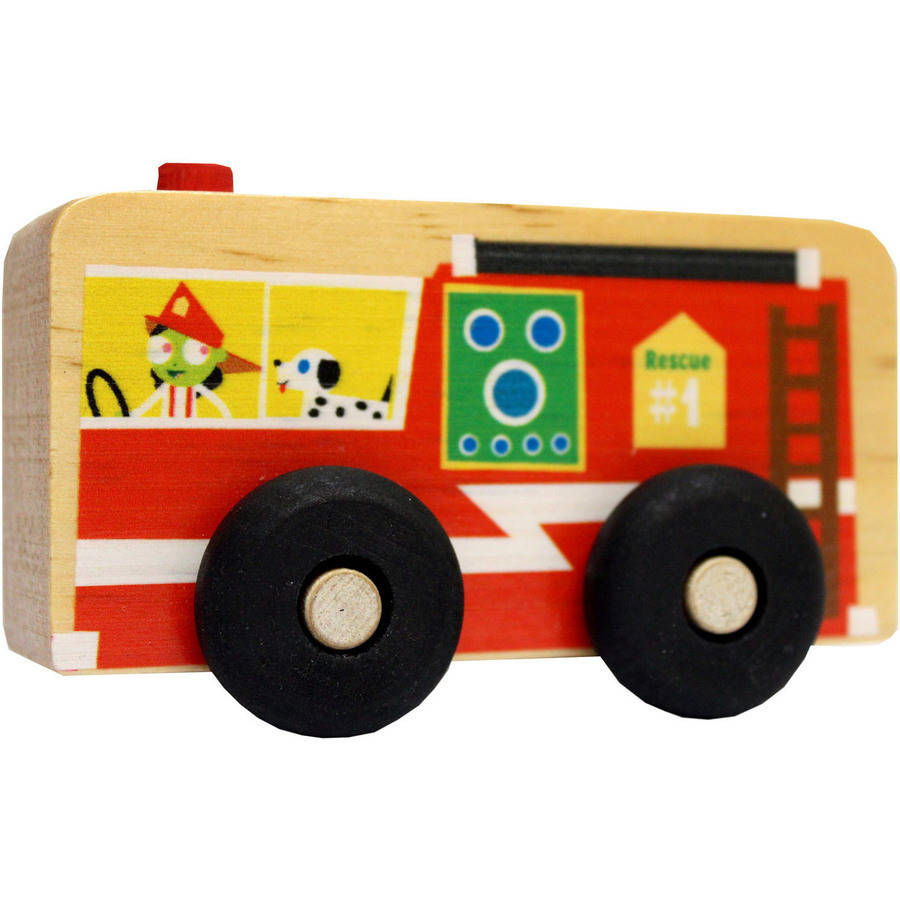 PBS Kids Fire Truck