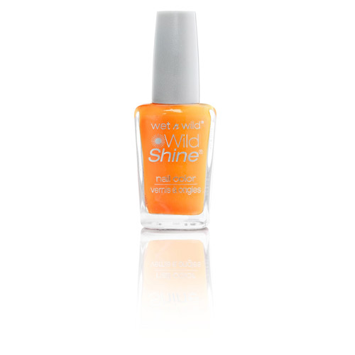 Wet n Wild Wild Shine Nail Color, Sunny Side Up, 0.43 fl oz