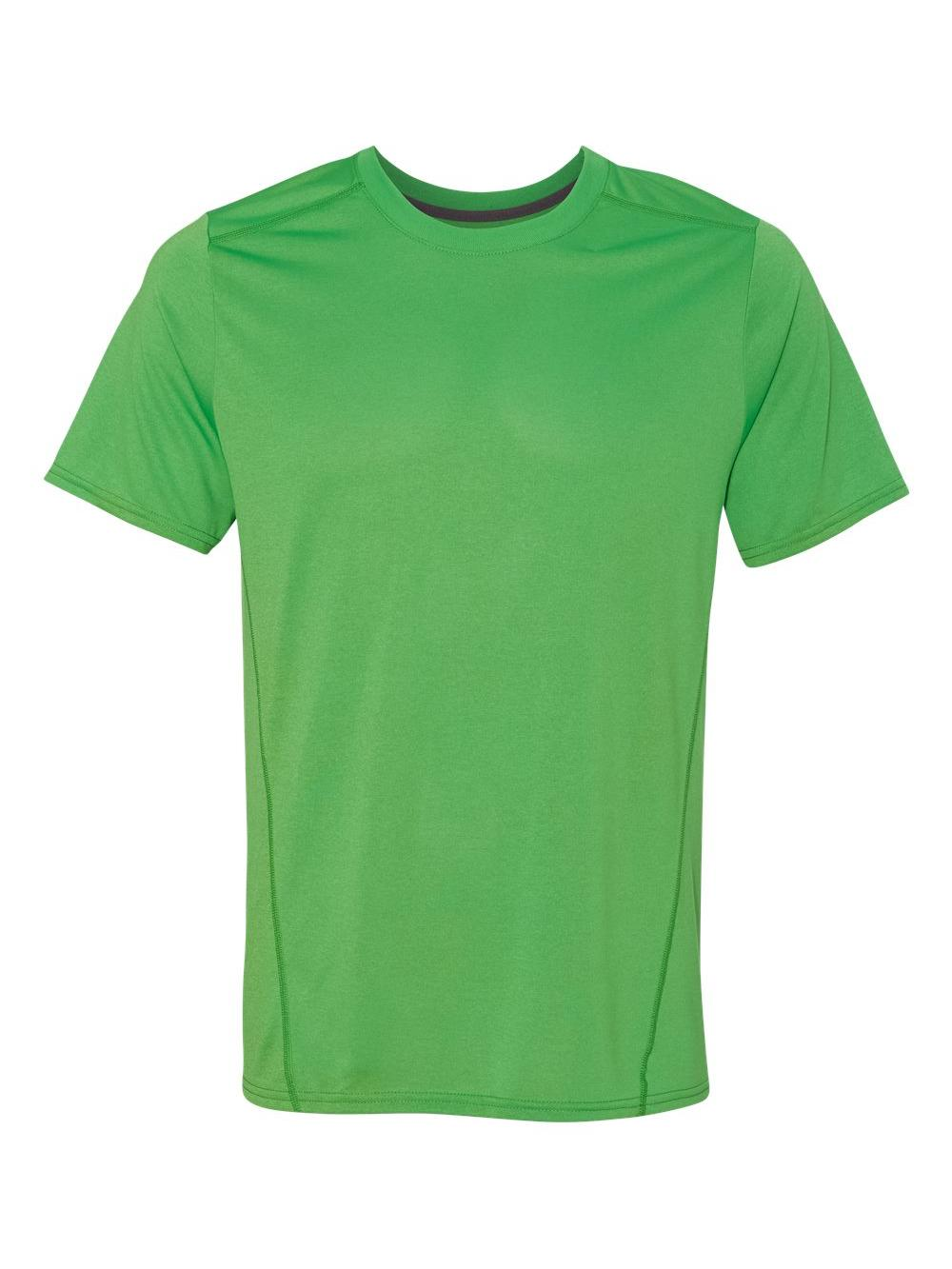 Gildan Men's Sport Dark Green Performance Core T Shirt