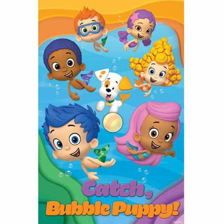 Bubble Guppies Party Game - Bubble Guppies Party Decor