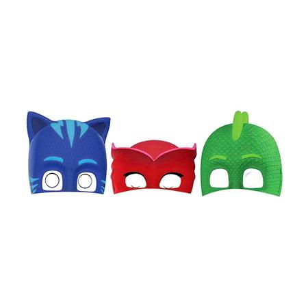 Best PJ Masks Paper Masks (8 Count) deal