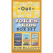 Laugh-Out-Loud Jokes for Kids 3-Book Box Set : Awesome Jokes for Kids, A+ Jokes for Kids, and Adventure Jokes for Kids