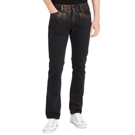 CALVIN KLEIN JEANS Mens 30X32 Copper Bleached Slim-Jeans Calvin Klien Jeans