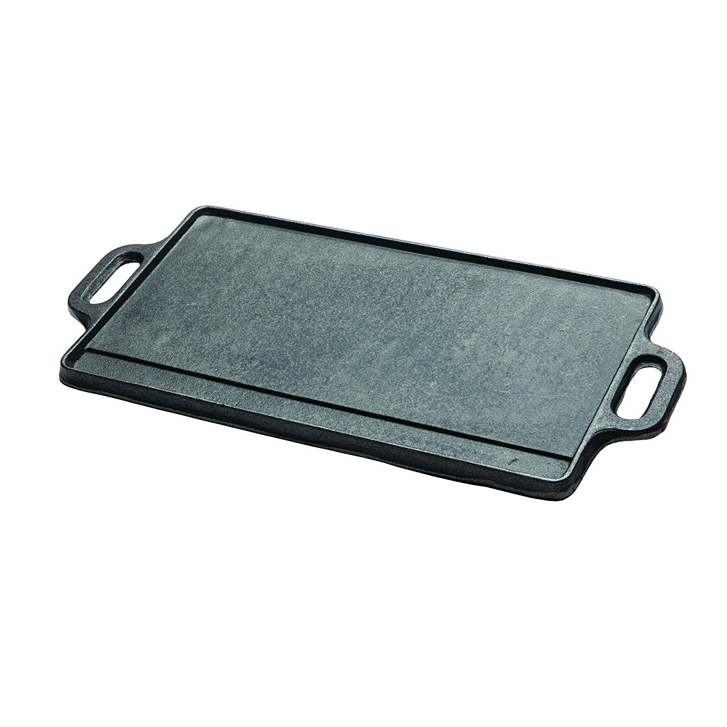"""Texsport Cast Iron Griddle, 9.5"""" x 20"""" by Texsport Inc."""