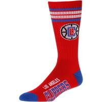 Los Angeles Clippers 4 Stripe Deuce Socks