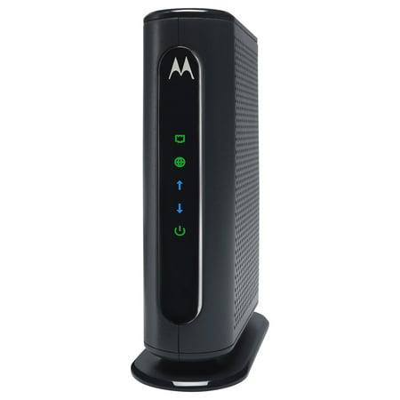 Motorola Mb7220 10 8X4 Cable Modem  Model Mb7220  343 Mbps Docsis  Refurbished