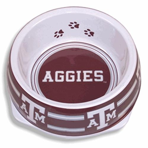 Texas A&M Aggies Dog Bowl - Small (3 cups)