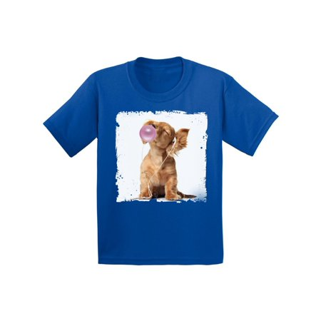 Awkward Styles Lovely Puppy T Shirt Puppy Dog Lovers Funny Gifts for Kids Cute Infant Shirt Puppy Shirt Animals Prints Kids T Shirt Puppy Infant Tshirt Cute Gifts for Children Puppy Clothing - Puffy Skirts For Kids