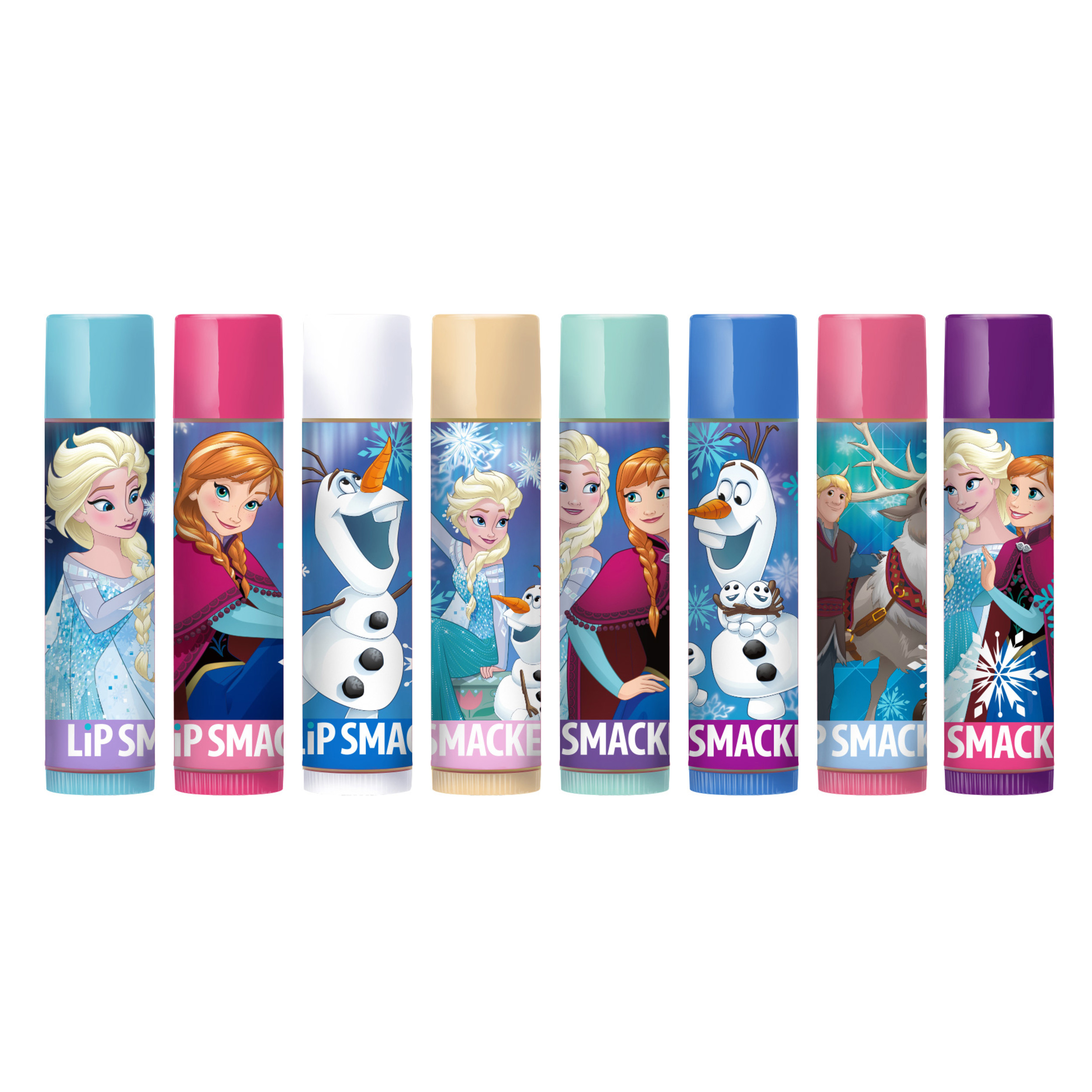 Lip Smacker Disney Frozen Lip Balm Party Pack