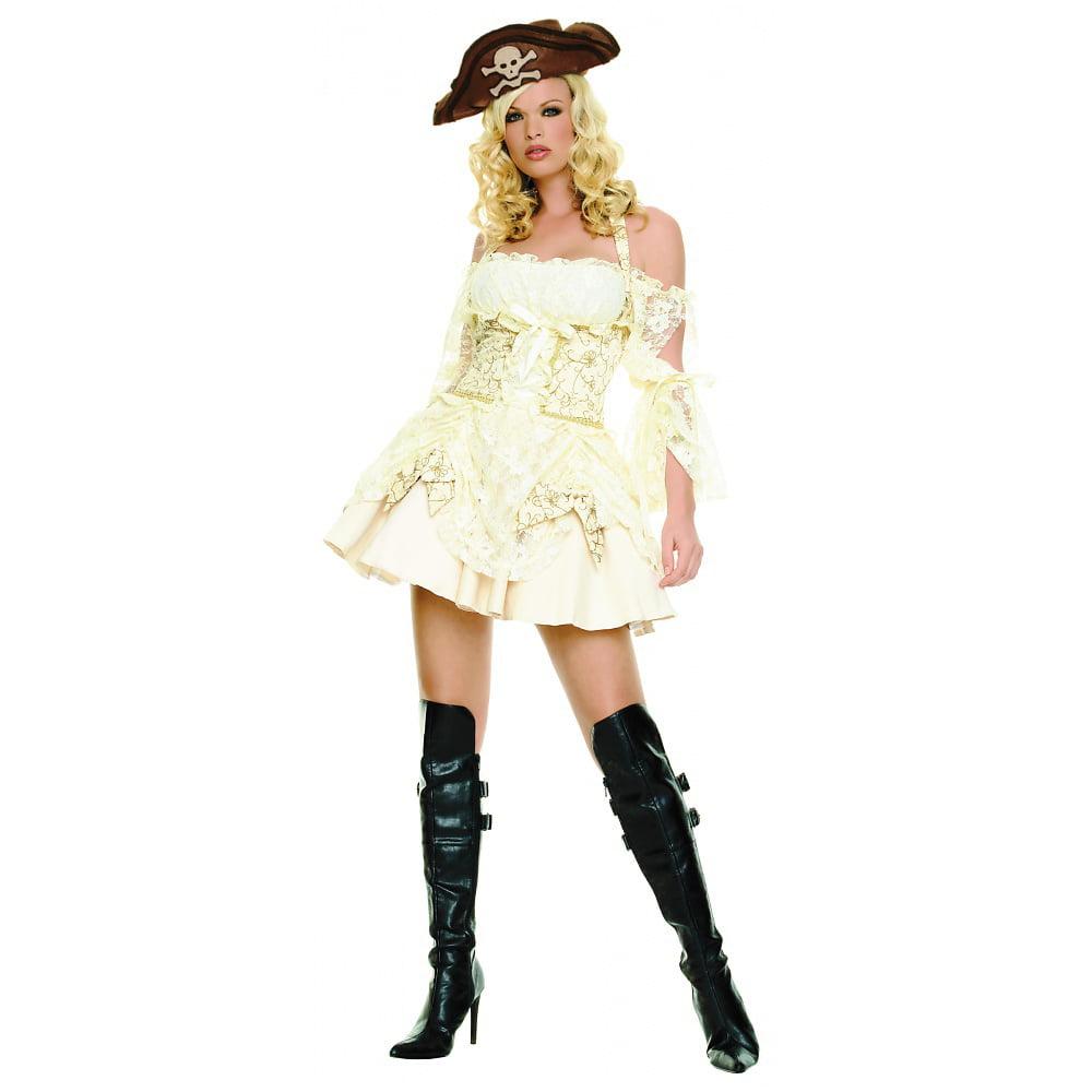 Captainand#039;s Mistress Adult Costume - Medium
