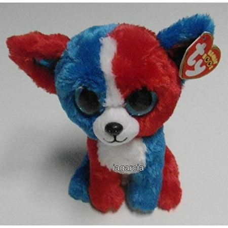 9537fbcabaa Ty Beanie Boo Valor the Chihuahua Exclusive - Walmart.com