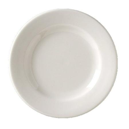 """Vertex China VRE-21 Vista RE Plate, 12"""", Bone White"""