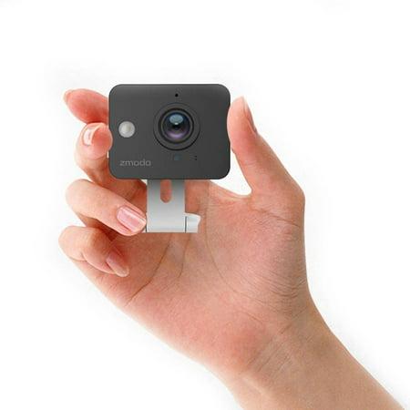 Zmodo 720P HD Mini WiFi Smart Security Camera Two-Way Audio
