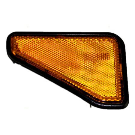 Passengers Park Signal Side Marker Light Lamp Lens Replacement for Honda 33801-SCV-A11ZA