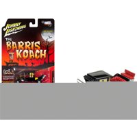 """The Barris Koach """"Hobby Exclusive"""" 1/64 Diecast Model Car by Johnny Lightning"""