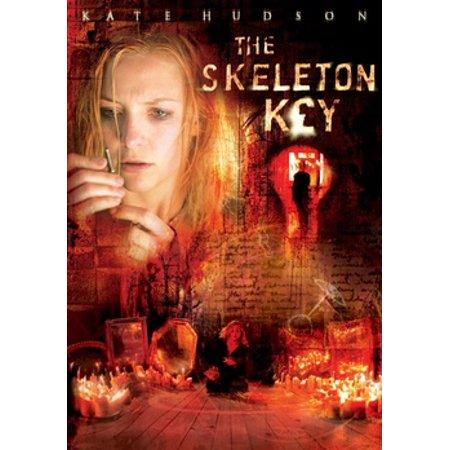 The Skeleton Key (DVD) - Halloween Skeleton Movie