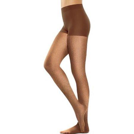 Perfect Nudes Micro-Net Control Top Pantyhose