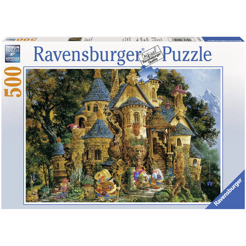 Ravensburger College of Magical Knowledge Puzzle, 500 Pieces