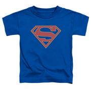Supergirl Logo Little Boys Shirt