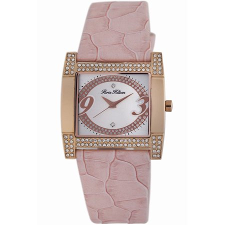 Paris hilton women 39 s coussin rose gold crystal - Coussin rose gold ...