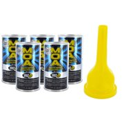 BG MOA Motor Oil Additive (5) 11oz. Cans with Bg Funnel