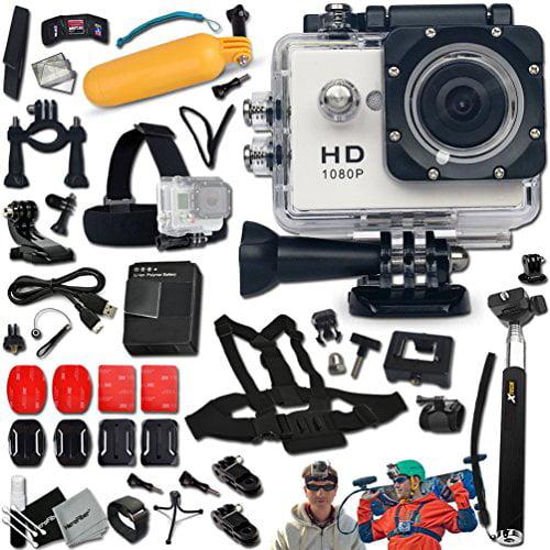 KoolCam AC200 Waterproof ACTION Camera / Camcorder HD 108...