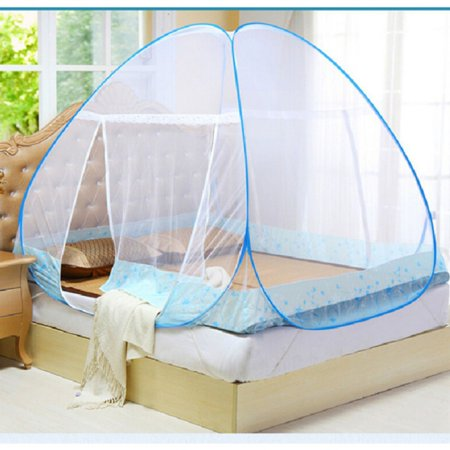 Babula Mosquito Net Easy Pop Up & Fold Free Standing Tent Single Door Netting