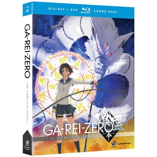 Ga-Rei Zero: The Complete Series (Blu-ray   DVD)