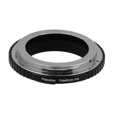 Pentax Pk Mount - Fotodiox Lens Mount Adapter - Tamron Adaptall (Adaptall-2) Mount SLR Lens to Pentax K (PK) Mount SLR Camera Body