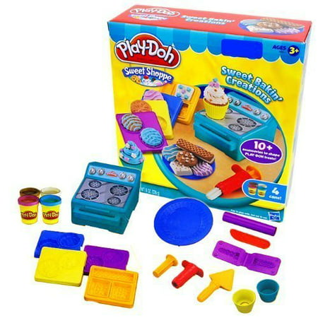 Play-Doh Sweet Bakin Creations Playset - image 1 of 2