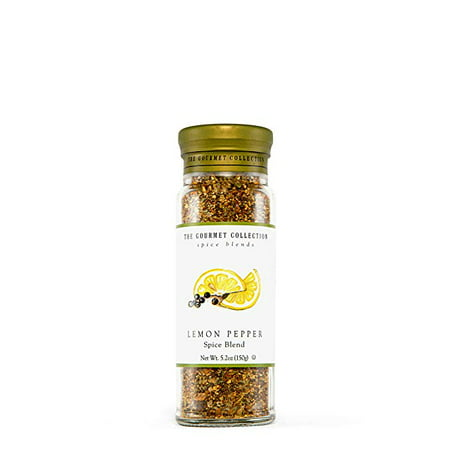 The Gourmet Collection Lemon Pepper Spice Blend 5.6oz by Gourmet