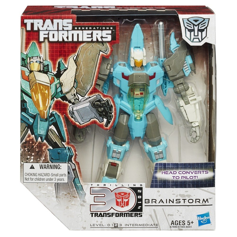 Hasbro Transformers Generations Voyager Action Figure: Br...