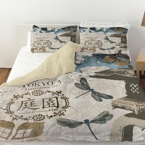 Manual Woodworkers & Weavers Meditation Gardens Duvet Cover
