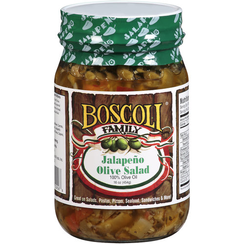 Boscoli Foods Boscoli Olive Salad, 16 oz