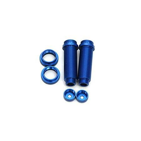ST Racing Concepts ST3766XB Aluminum Big Bore Threaded Rear Shock Bodies for Slash (Blue) - image 2 de 2