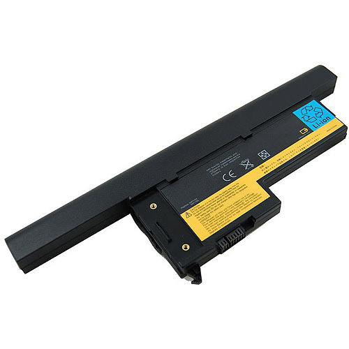 Laptop Battery Pros Replacement Battery for IBM Laptops, Black