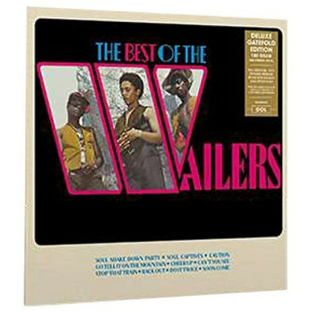 Best Of The Wailers Beverley's Records (Vinyl)