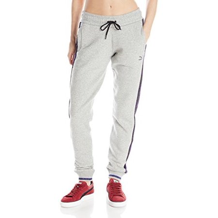 PUMA Women's Fashion Printed Side Panel Sweatpants - Many Colors