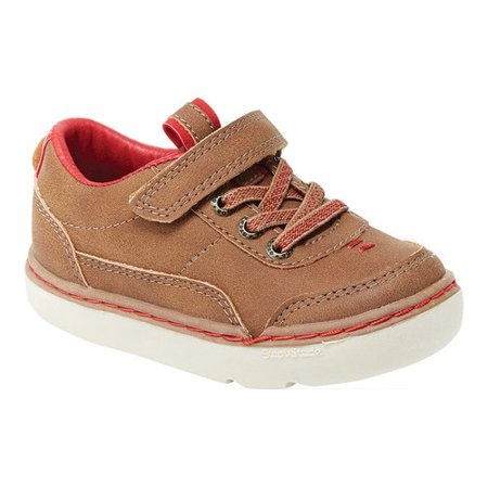 boys' step & stride noah sneaker (Best Shoes For Step Aerobics 2019)