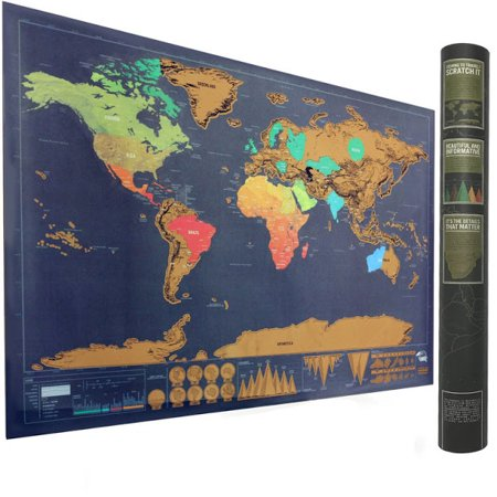 Unique luxury world travel map black deluxe map wall decoration unique luxury world travel map black deluxe map wall decoration travel edition scratch off world map gumiabroncs Choice Image