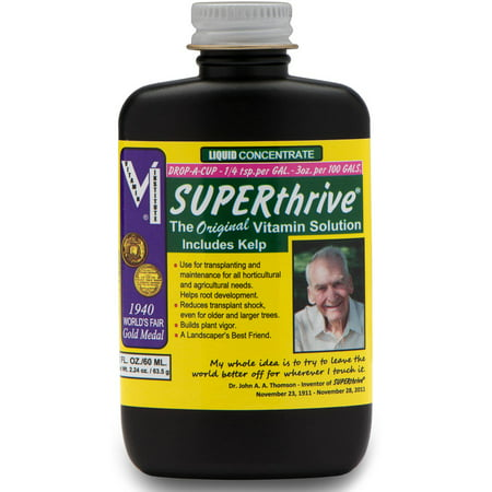 Superthrive Orig Vitamin Solution, 2 oz