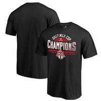 Toronto FC Fanatics Branded 2017 MLS Cup Champions Dash T-Shirt - Black