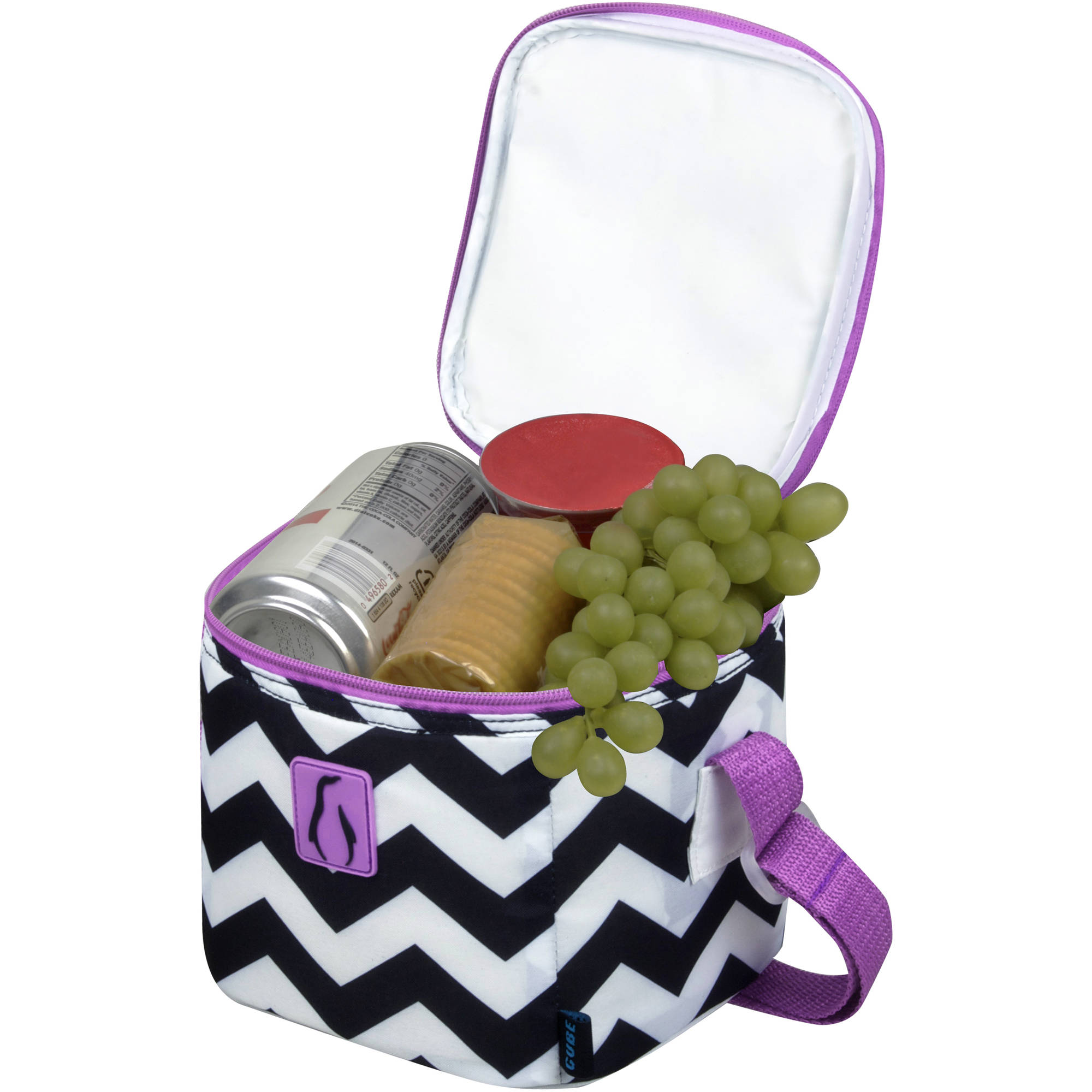 Penguin Cube Cooler, Chevron