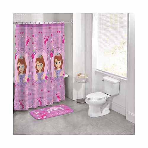 Disney Princess Sofia The First 14 Piece Bath Set