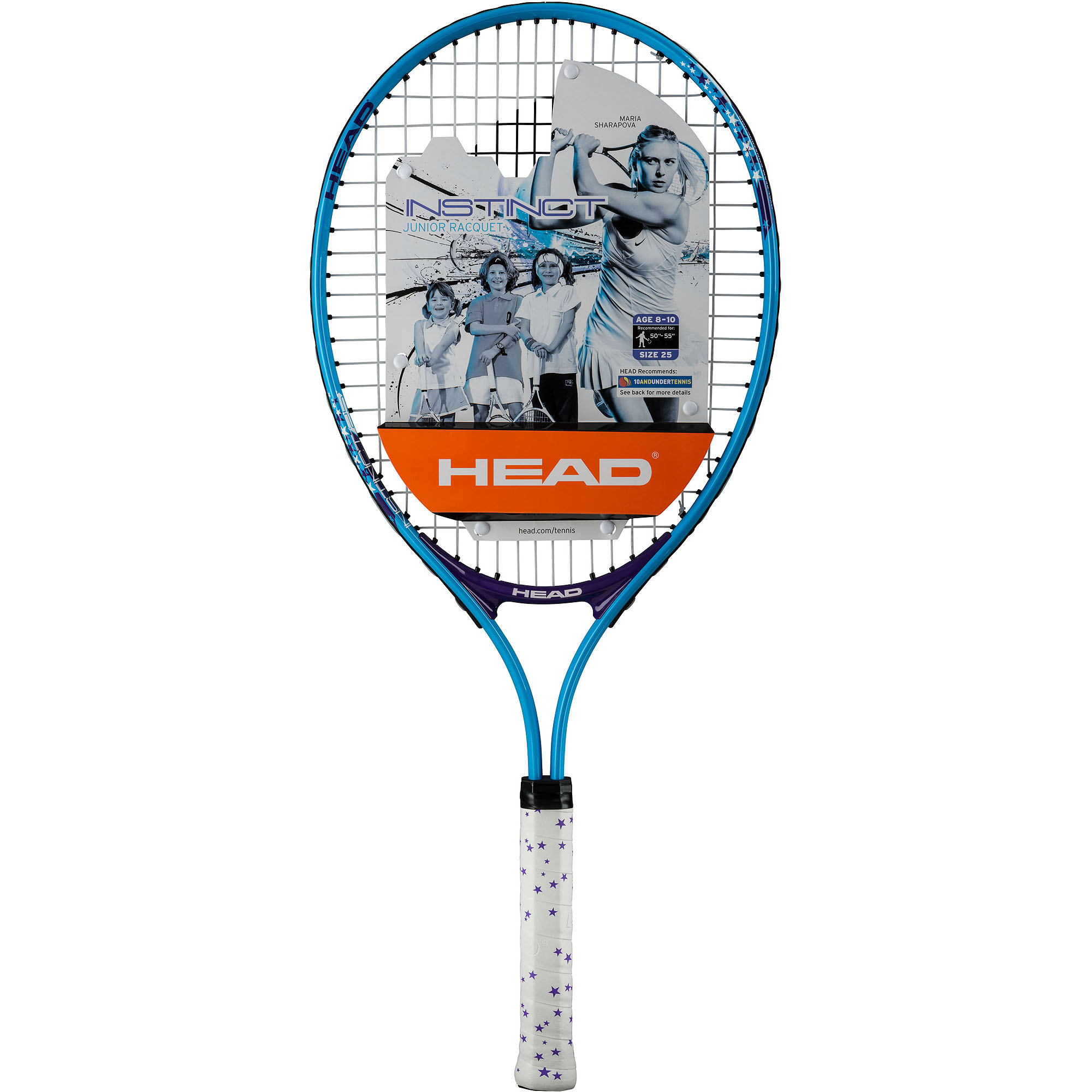 "HEAD Instinct Jr. 25"" Tennis Racquet"