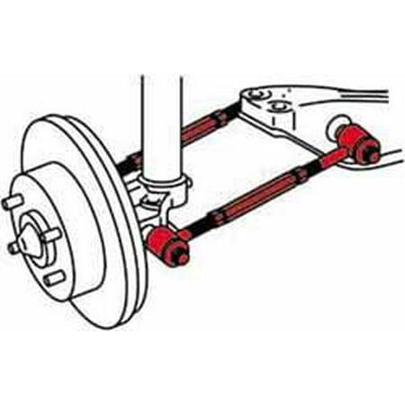 - SPC Performance 95-05 Dodge Neon Rear EZ Arm XR Adjustable Control Arm