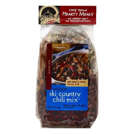 Frontier Soups Michigan Ski Country Chili Mix  15 Oz  Pack Of 8